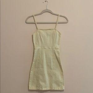 H&M Denim Mini Dress